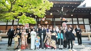京都&東京結婚式 衣装試着会 TANAN丹庵