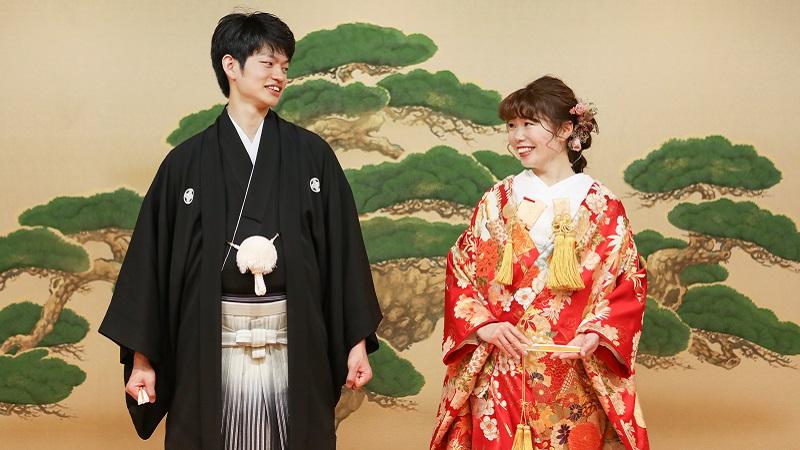 上賀茂神社 ご結婚式 着物レンタル丹庵