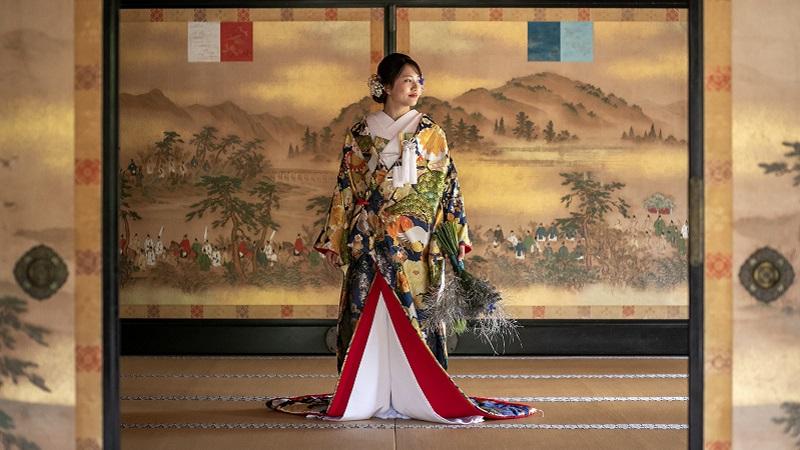 京都世界文化遺産仁和寺 前撮り・フォトウェディング相談会 TANAN丹庵