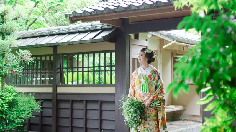 8/9(sun)左阿彌ウエデイング相談会 インスタ配信 京都結婚式
