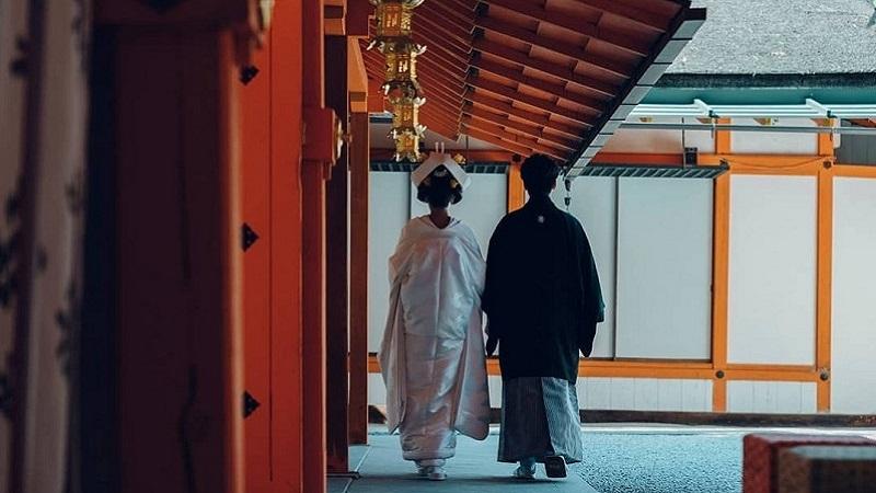 お二人だけのご結婚式をお考えのお客様へ 京都結婚式 TANAN丹庵