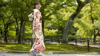 成人式 振袖レンタルプラン ~京都撮影~