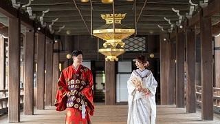 西本願寺 京都ご結婚式 仏前式 TANAN丹庵