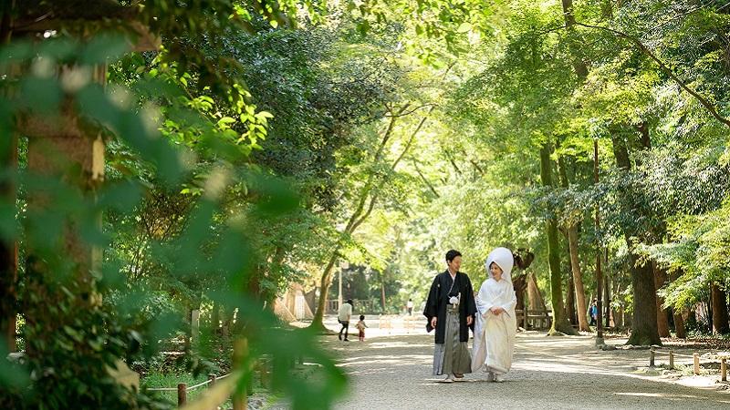 下鴨神社 京都ご結婚式 TANAN丹庵