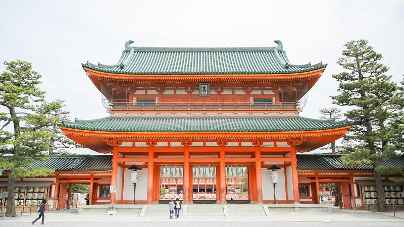 平安神宮 京都ご結婚式 TANAN丹庵