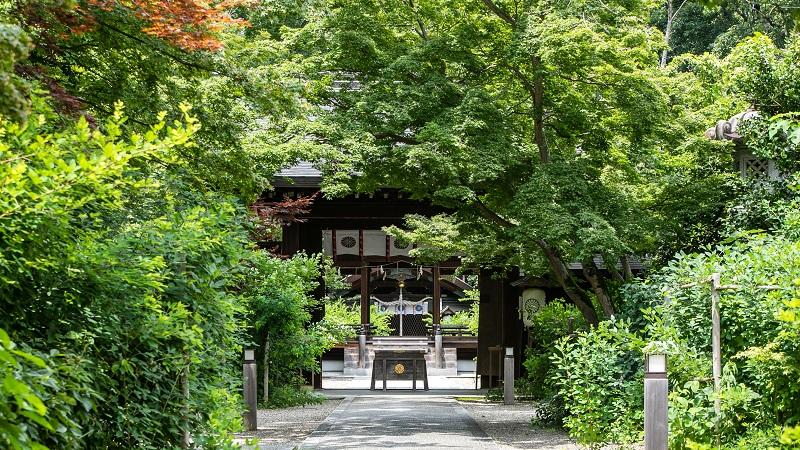 梨木神社結婚式 京都結婚式 TANAN丹庵
