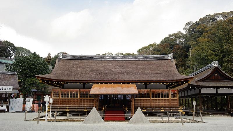 世界遺産上賀茂神社結婚式 TANAN丹庵