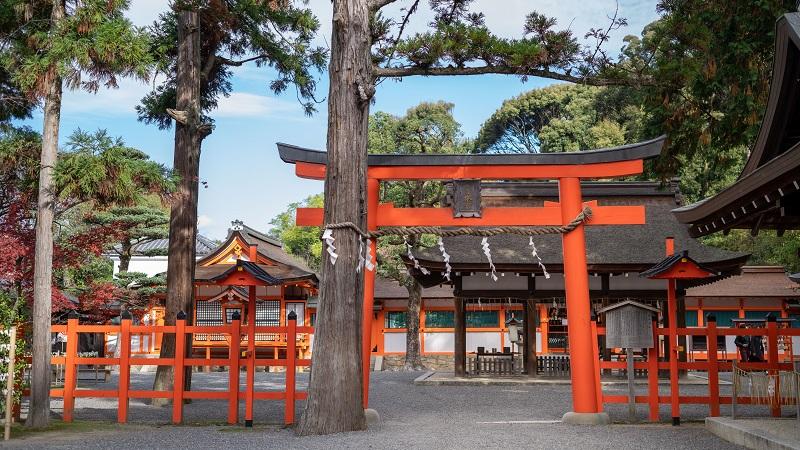 吉田神社 京都結婚式 TANAN丹庵