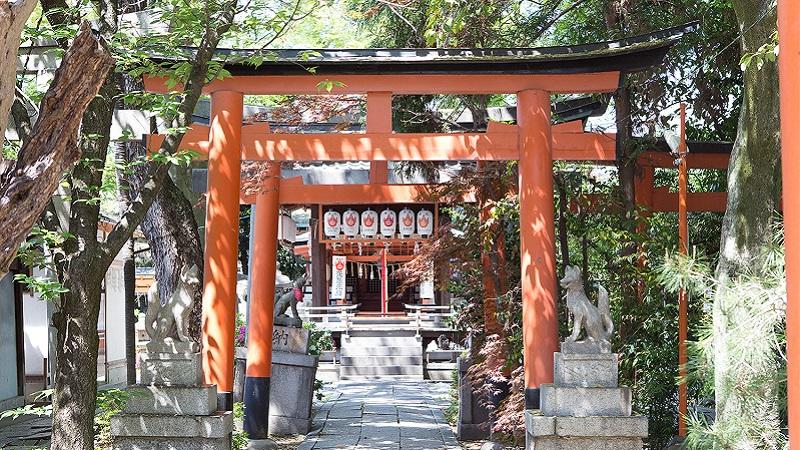 武信稲荷神社 京都結婚式 TANAN丹庵