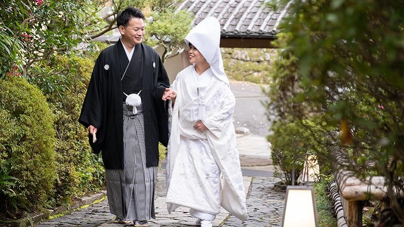八坂神社・料亭左阿彌ご結婚式 TANAN丹庵