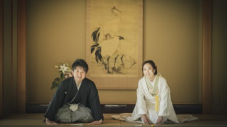 京都結婚式・前撮り TANAN丹庵