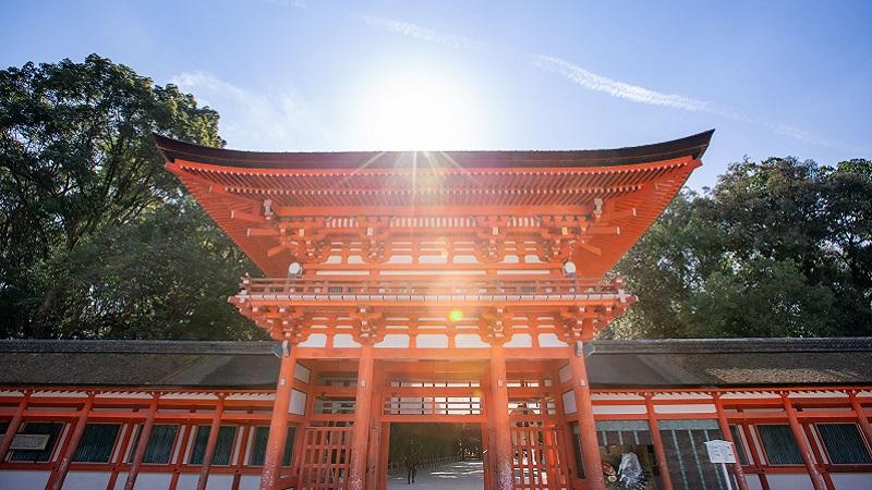 「日本の結婚式」下鴨神社  TANAN丹庵