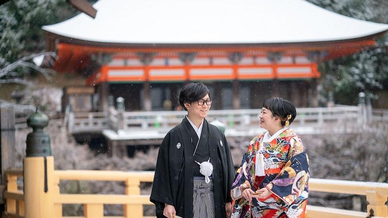 清水寺結婚奉告祈願  TANAN丹庵 京都